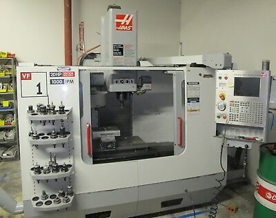 Used, 2005 HAAS VF-1D CNC Vertical Machining Center VMC W/ Tooling Very Clean Machine for sale  Ventura