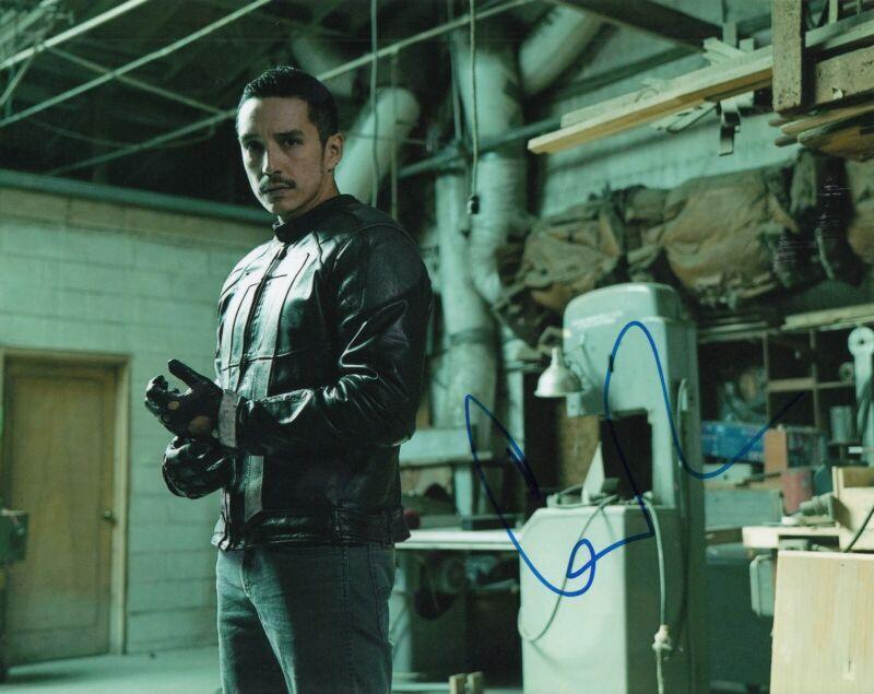 GABRIEL LUNA signed (AGENTS OF S.H.I.E.L.D.) 8X10 photo *Ghost Rider* W/COA #4