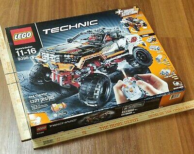 LEGO Technic 4X4 Crawler #9398. NEW in box. 1,237 pieces.