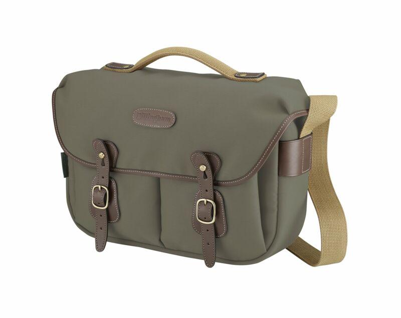 Billingham Hadley Pro Shoulder Bag (Sage/Chocolate)