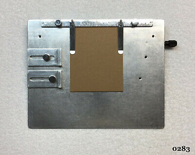 Kingsley Machine - 8 X10 Inch Extension Base-plate - Hot Foil Stamping Machine