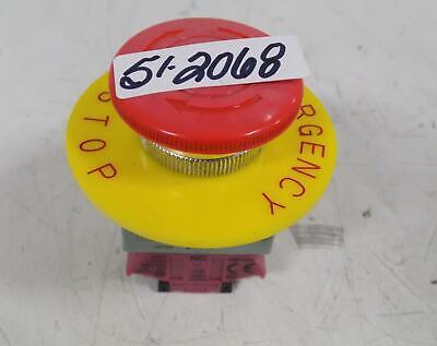 Izumi Emergency Stop Pushbutton 41-10650