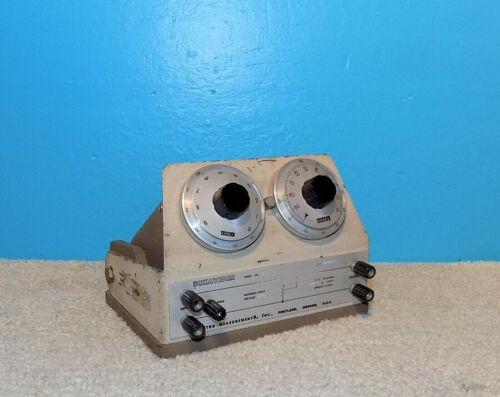 Dekavider DV-411 Voltage Divider Electro-Measurements Inc. 10KΩ Free Shipping