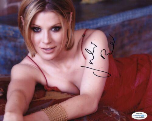 Julie Bowen Modern Family Autographed Signed 8x10 Photo ACOA  #1