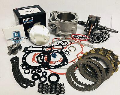 YFZ450 YFZ 450 500c 98m CP Big Bore Stroker Motor Engine Rebuild Kit w/ OIl Pump