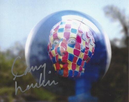 LARRY HANKIN SIGNED STAR TREK THE NEXT GENERATION 8x10 PHOTO w/COA ACTOR PROOF
