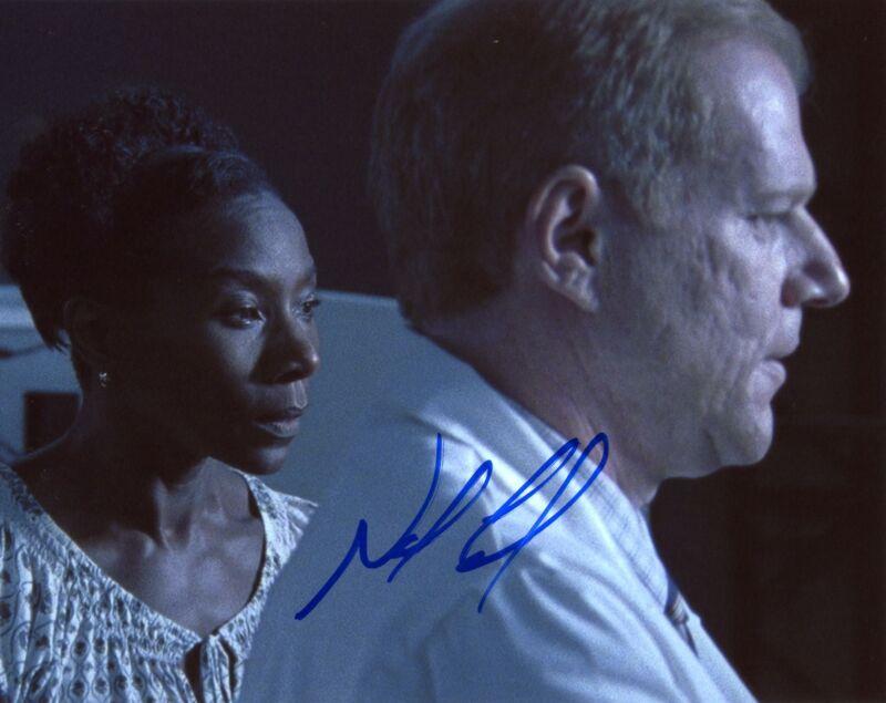 """Noah Emmerich """"The Walking Dead"""" AUTOGRAPH Signed 8x10 Photo"""