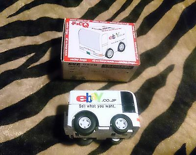 Choro-Q Ebay Japan Bus A Special Model Made for ebay japan advertisement TAKARA