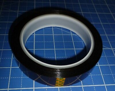 3.7 Mil Kapton Tape Polyimide - 34 X 36 Yds - High Temperature - Us Seller