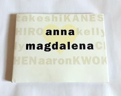 ANNA MAGDALENA JAPAN MOVIE PHOTO BOOK 金城武 Takeshi Kaneshiro 陳慧琳 Kelly Chen n