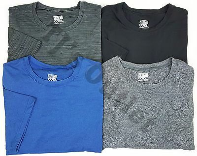 New Mens 32 Degrees Cool Weatherproof Crew Neck T Shirt  Multiple Options