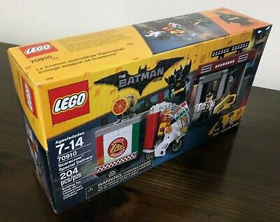 !!! LEGO BATMAN Scarecrow Special Delivery 70910 - Brand New In Sealed Box !!!