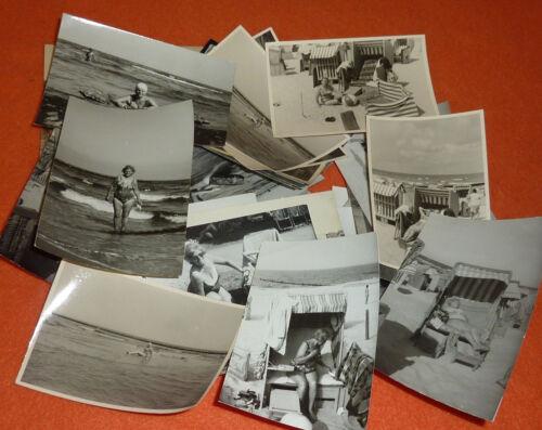 Bademode Sammlung 39 Fotos Frauen & Kinder am Strand Schwimmbad Akt Erotik FKK
