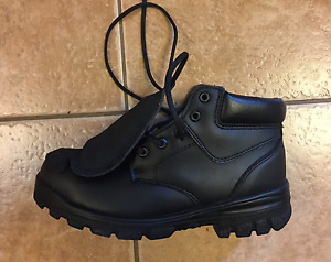 Never Used Factory Issued Safety Shoes (STC Brand)