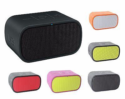 Logitech UE Ultimate Ears MINI BOOM Universal Bluetooth Speaker / Speakerphone