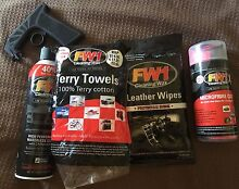 FW1 car cleaning pack (used once) $35 Cloverdale Belmont Area Preview