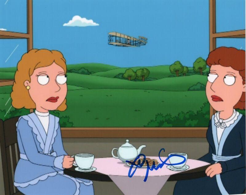 Missi Pyle signed 8x10 Photo w/COA Dodgeball Movie The Family Guy