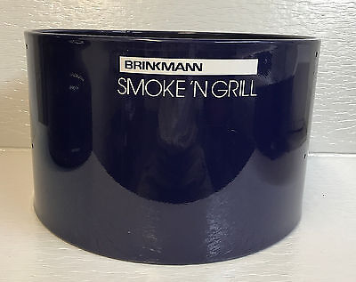 NEW BRINKMANN COBALT BLUE MIDDLE RING BODY PART FOR ELECTRIC SMOKER 810-5290