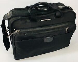 Briggs and Riley expandable briefcase laptop bag travel ware