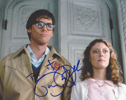 BARRY BOSTWICK SIGNED 'THE ROCKY HORROR PICTURE SHOW' 8X10 PHOTO w/COA ACTOR