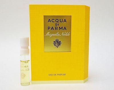 Acqua Di Parma MAGNOLIA NOBILE EDP Women 1.5ml .05 oz SPRAY Perfume Vial x1