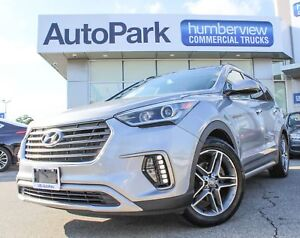 2017 Hyundai Santa Fe XL Limited NAVI | PANO ROOF | HEATED LE...