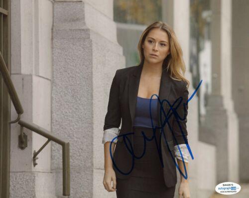Alexa PenaVega Sexy Autographed Signed 8x10 Photo ACOA 2020-5