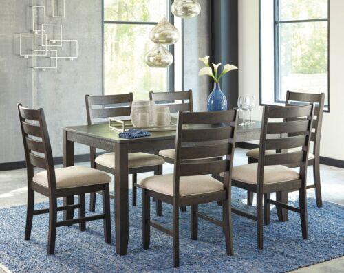 Ashley Furniture Rokane 7 Piece Dining Room Set