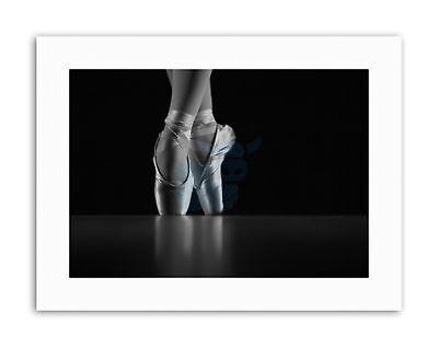 ballet ballerina print Watercolor a4 Print wall art picture gift up063 unframed
