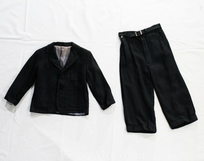 Size 4 1950s Boy