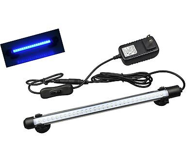 MingDak LED Aquarium Light, Fish Tank Light Under Water Light Submersible Cry... - $27.99