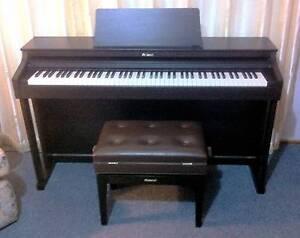 Roland HP302 Digital Piano Reynella Morphett Vale Area Preview