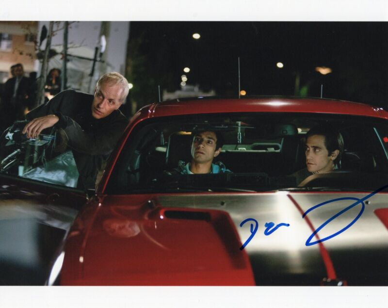Dan Gilroy The Bourne Legacy Screenwriter Signed 8x10 Photo w/COA