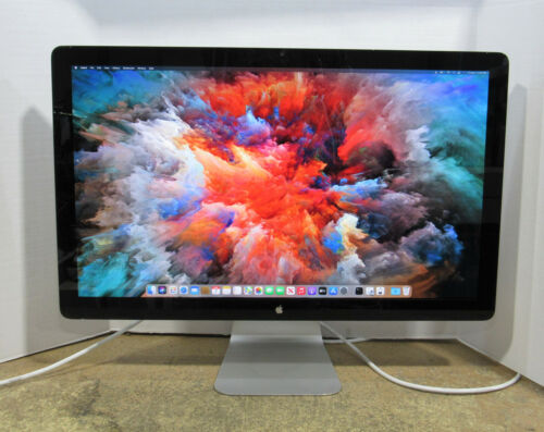 """27"""" Apple A1407 Thunderbolt Display LED-Backlit TFT LCD Widescreen Monitor"""
