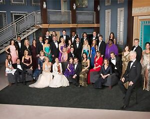 GENERAL HOSPITAL CAST 50TH ANNIVERSARY 8X10 GLOSSY PHOTO PICTURE