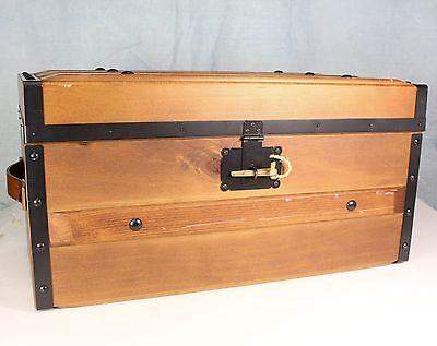American Girl Original ADDY TRUNK Dresser Doll Retired Furniture Storage Chest