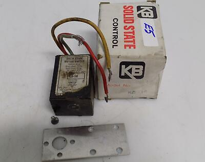Kb Electronic Solid State Motor Switch Kb-14