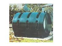 Need an Oil Tank Removed to make Garden look better? Desludged? Call us & we can sort your boiler ++