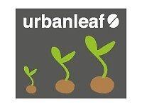 Street Fundraiser in Glasgow for UrbanLeaf Immediate Start £10 - £13 per hour C