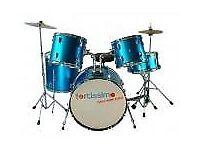 Junior Drumset 8yrs +