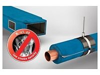 Armaflex Ultima is a completely new generation of Armaflex 22mm x 9mm x 2m Low smoke density