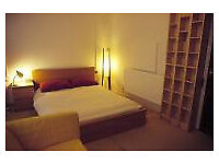 Nice big furnished room, own access to garden. 1min to zone 2 tube, bills incl. Couples welcome!