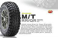 """Extreme Federal Couragia 20"""" M/T tires from ONLY $999 a set"""