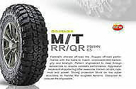"Extreme Federal Couragia 20"" M/T tires from ONLY $999 a set"