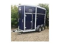 HORSE BOX IFOR WILLIAMS HB506 ALMOST 3 YEARS OLD, VERY GOOD CONDITION . LIGHT USE