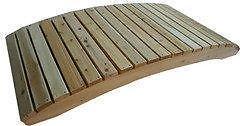 Cedar Garden Bridge Kits Wishingwell Log Furniture Ship Across Canada