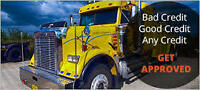 TRUCK LOANS ANYWHERE IN CANADA GOOD OR BAD CREDIT NO FEE CHARGED