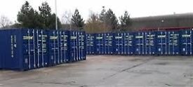 SELF STORAGE CONTAINERS – CF45 4EP from £7.69 + VAT per week!!!
