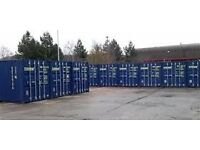 SELF STORAGE CONTAINERS TO RENT FROM £15.63 A WEEK!!!
