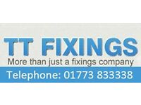 Part Time driver,picker,packer and trade counter sales , Fixings and Fasteners